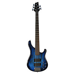 Sandberg Basic Ken Taylor 5-String Blueburst 2PH « E-Bass