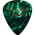 Plektrum Fender 351 Green Moto, heavy (12 Stk.)